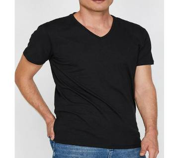 V-NECK Short Sleeve T- Shirt