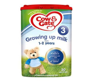Cow & Gate 3 Growing Up Milk Powder, (1-2) Years, 800 gm