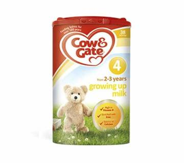 Cow & Gate 4 Growing Up Milk Powder, (2-3) Years, 800 gm