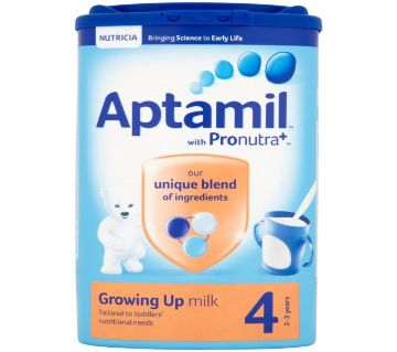 Aptamil, Growing Up Milk Powder, (For 2 to 3 Years) Stage 04 900 gm