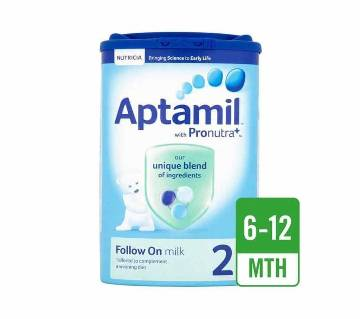 Aptamil, First Infant Milk Powder (For 6 to 12 Months) Stage 02 900 gm