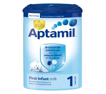 Aptamil, First Infant Milk Powder (For 0 to 6 Months) Stage 01 900 gm