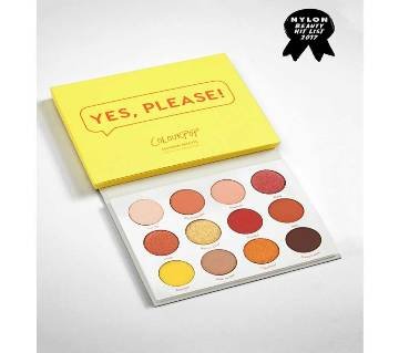 COLOURPOP YES, PLEASE SHADOW PALETTE 10.2g USA