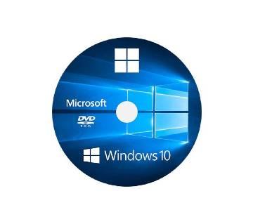 Windows 10 All Vision 32 Bit/ 64 Bit DVD (Last Update) with Activator