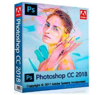 Adobe Photoshop CC 2018 DVD