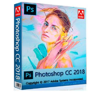Adobe Photoshop CC 2018 DVD With Activator