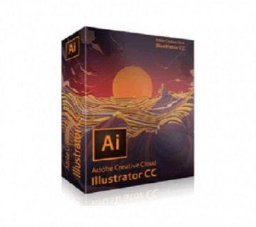 Adobe Illustrator CC 2018 DVD