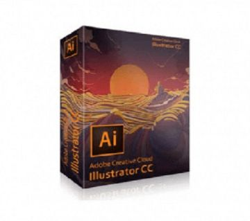 Adobe Illustrator CC 2018 DVD With Activator