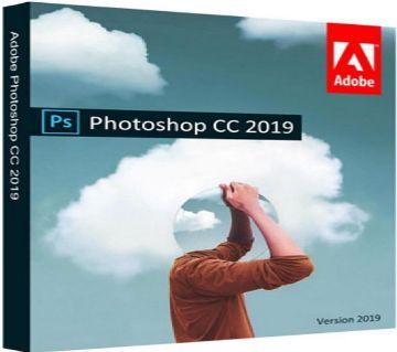 Adobe Photoshop CC 2019 [DVD]