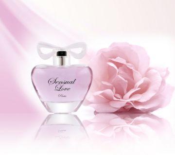 Sensual Love Eau de পারফিউম ফর ওমেন - ১০০ মিলি - France