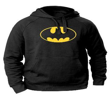 Trendy Hoodie Black bat Man - H 06 - LEB
