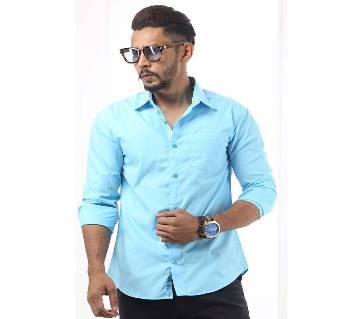 Trendy DUDE Full Sleeve Cotton Shirt For Men