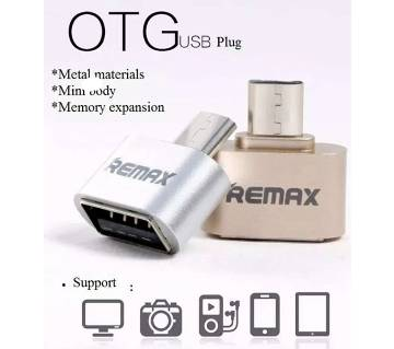 REMAX TYPE C OTG For USB TO Type C