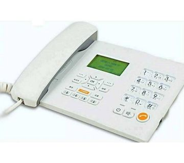 Huawei single sim telephone set