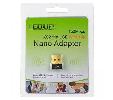 EDUP 150Mbps Wifi রিসিভার ন্যানো অ্যাডাপ্টার