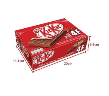 Kitkat Chocolate - 18 Piece (India)