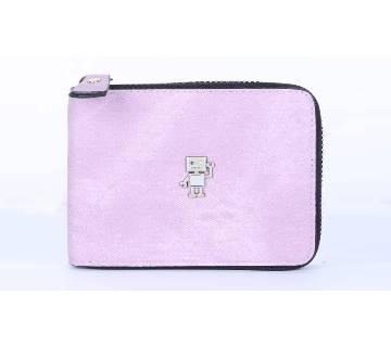 Leather Regular Wallet for Women