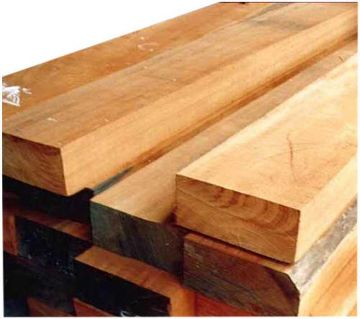 Teak Wood 50 cubic feet