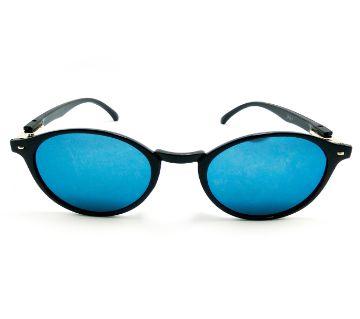 Guess Round UV protection Sunglass Blue ইউনিসেক্স সানগ্লাস