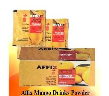 Affix Mango Drinks Powder 8 gm 20pcs