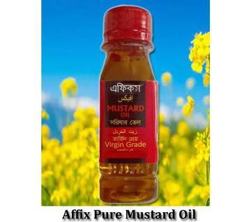 Affix Pure Mustard Oil 200ML 2Bottle Combo