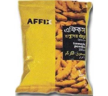 Affix Turmeric Powder (Holud) 50gm 12pcs pack combo