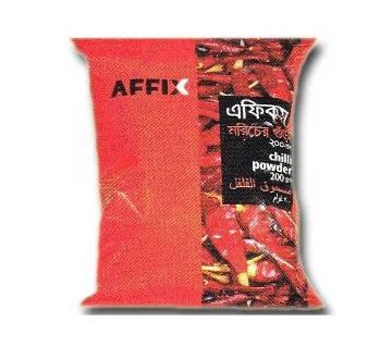 Affix Chilli Powder 100gm 12pack combo