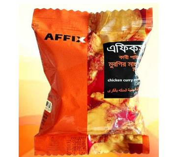 Affix Chicken Curry Masala - 15gm Pouch (Combo of 36pack)