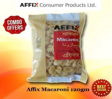 Affix Macaroni 120gm 6pac Combo