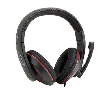 KT-2100 Koniycoi Stereo Headset - Black