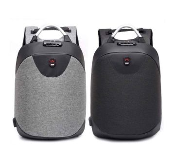 Anthi theft backpack with lock
