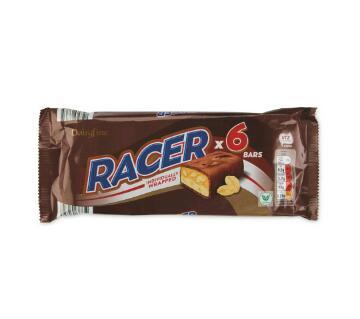 Racer চকলেট বার ২৩৮গ্রাম (UK)