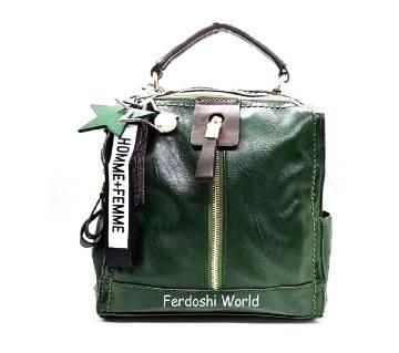 Trendy 2 IN 1 Backpack