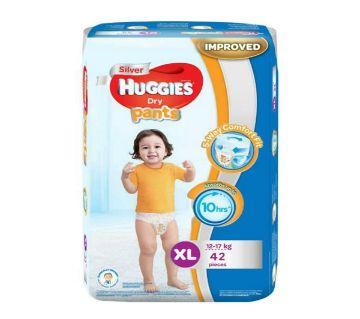 Baby Diaper Huggies Dry Pant - Extra Large 12-17kg - 42