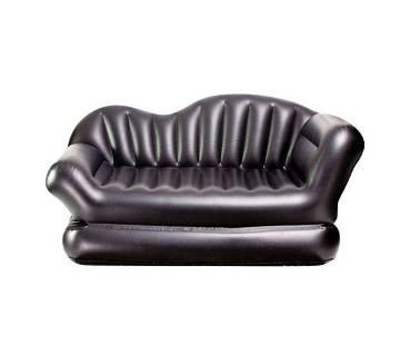 3 in 1 Sofa Bed - Black