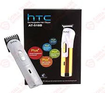 Rechargeable Hair Trimmer  HTC AT-518B