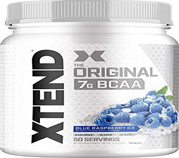 XTEND Original BCAA Powder Watermelon Explosion | Sugar Free Post Workout Muscle Recovery Drink with Amino Acids | 7g BCAAs for Men & Women| 50 Servin