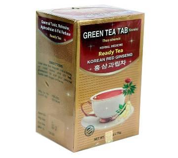 Green Tea 75 gm Korean