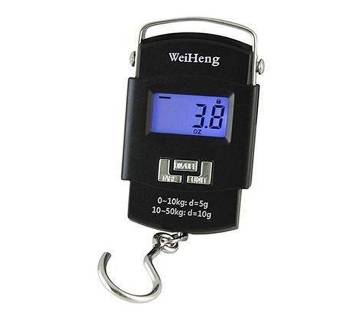 Electric Portable Scale - Black