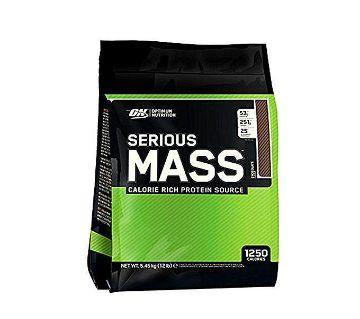 Serious Mass 1250 Calories  U.S.A