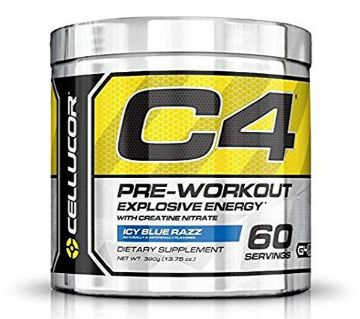 Cellucor C4 Gen-4-60 Servings USA