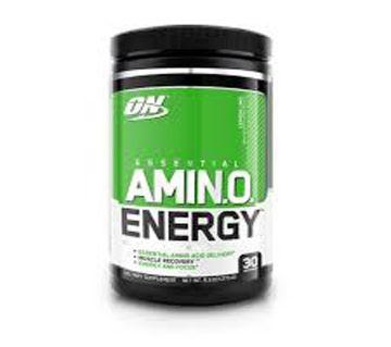 OPTIMUM NUTRITION- AMINO ENERGY POWDER 30 SERVINGS USA