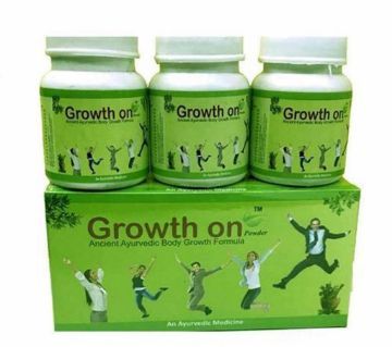 Growth On Height Powder 250gm India