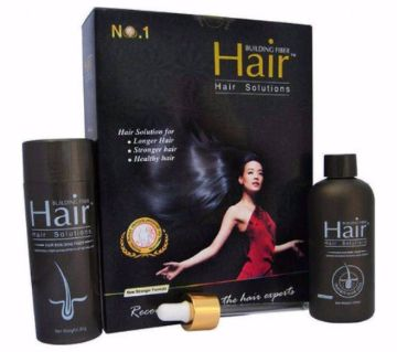 Hair Building Fiver Solution 120 ML China