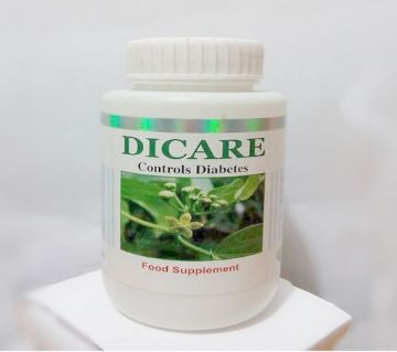 Dicare Diabateis Controller (60 Piece Tablets) BD