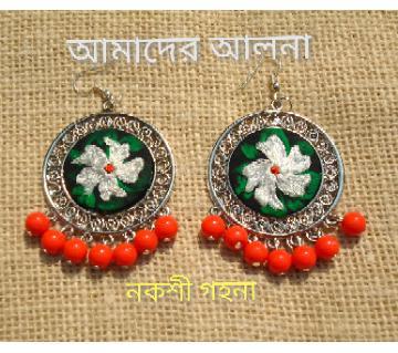 Shiuly Flower Earrings