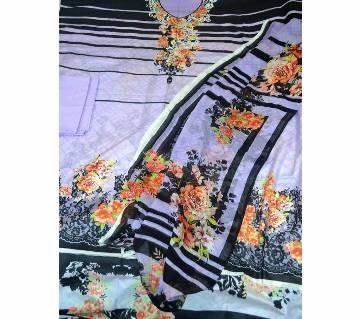 Pakistani Star Classic Unstitched Digital Printed lawn