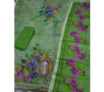 Pakistani Yasir Afzal Digital Lawn Three Piece