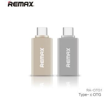 Remax OTG TYPE- C কনভার্টার