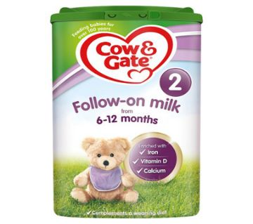 Cow & Gate-2 Milk Powder For(6-12 months) 800g UK